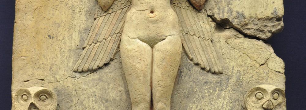 Il mito di Lilith.